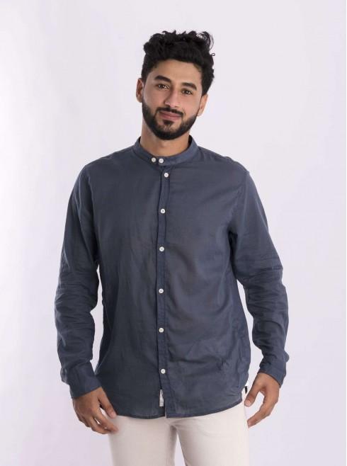 Korean Collar Shirt