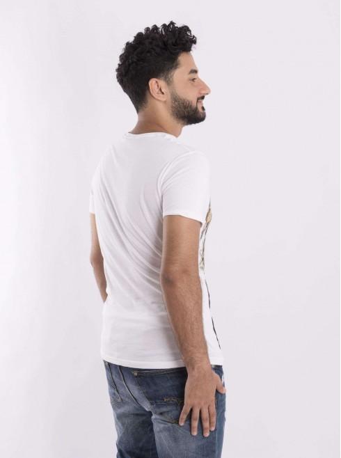 Selfie Monkey Print T-Shirt