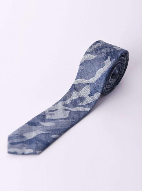 Fanstasy print tie