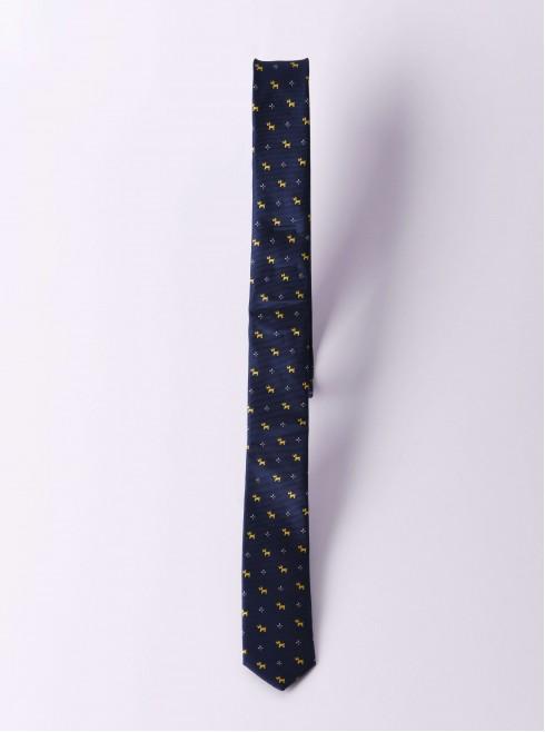 Little dogs designed tie