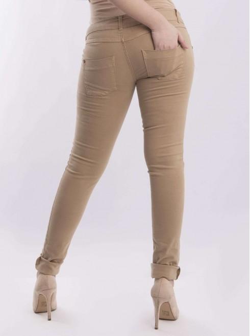 Color Skinny Fit- Jeans