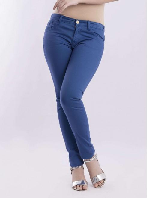 Basic Skinny Fit-Jeans