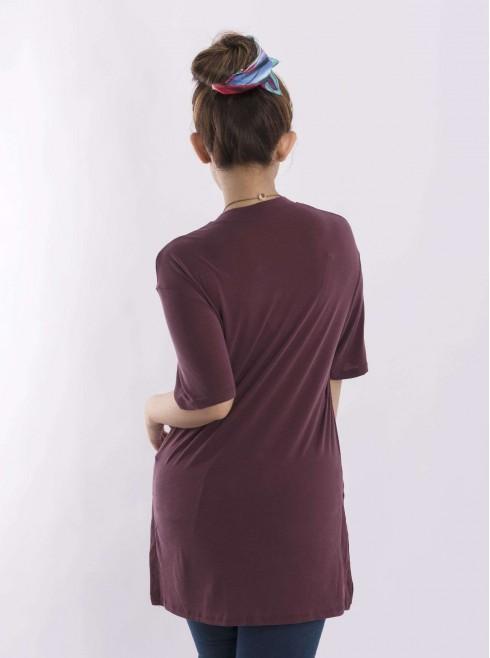 Long soft t-shirt