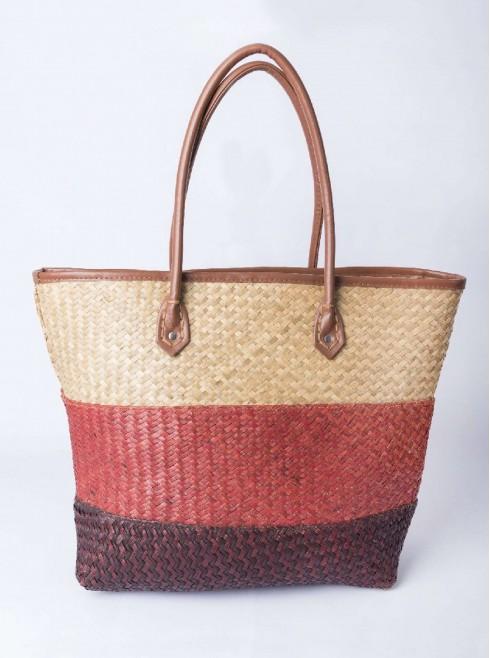 Ratan big hand bag