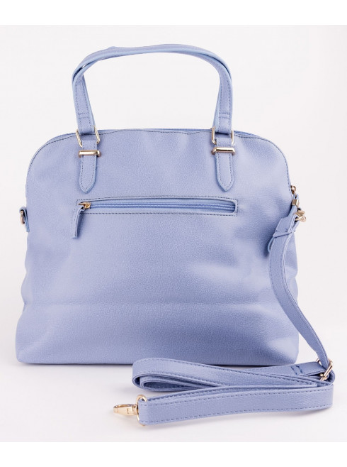 Faux leather bag