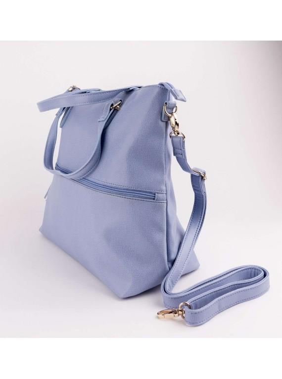 Faux letaher bag