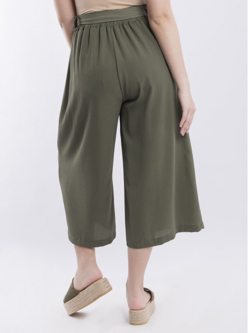 Cullotes Three Quarter Trousers