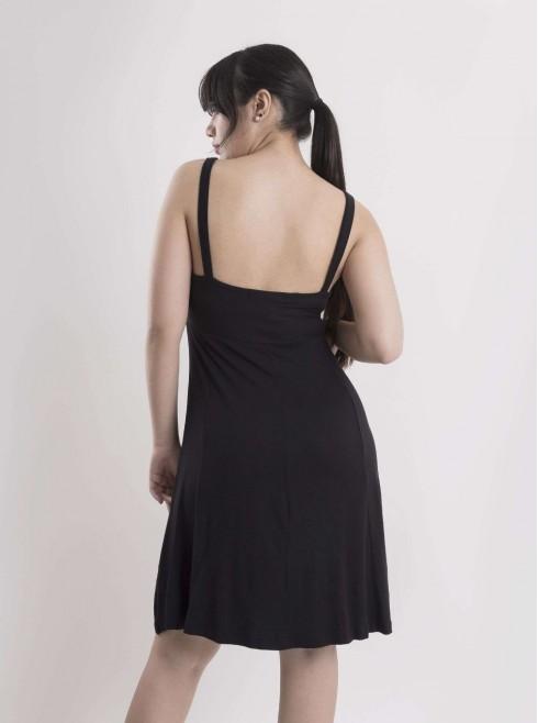 Soft Short Dress