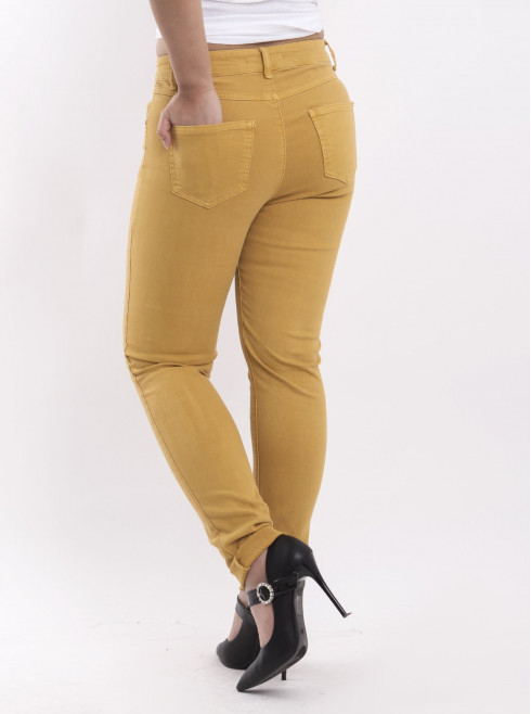 Skinny Fit Colored Jeans