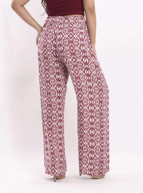 Fantasy Print Pants