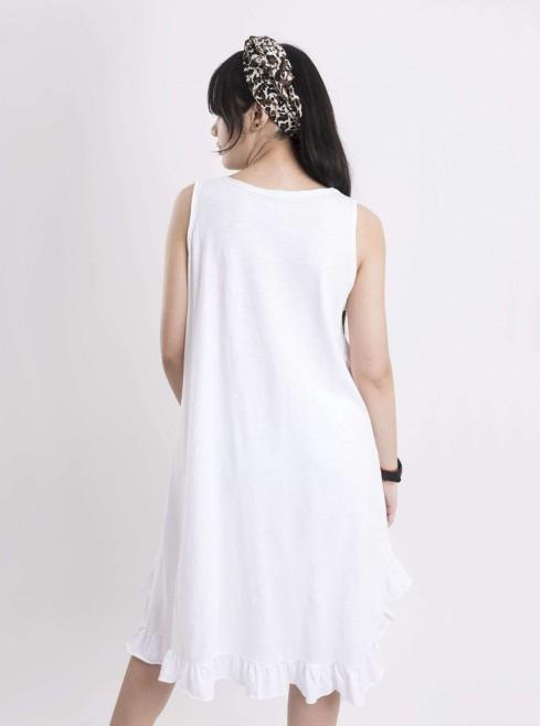 Short Armhole Dress