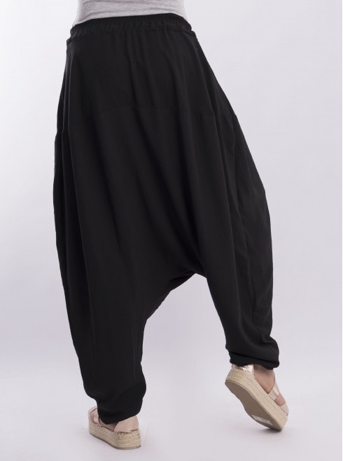 Wide Soft Trousers