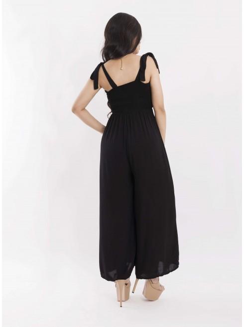 Long Soft Jumpsuit