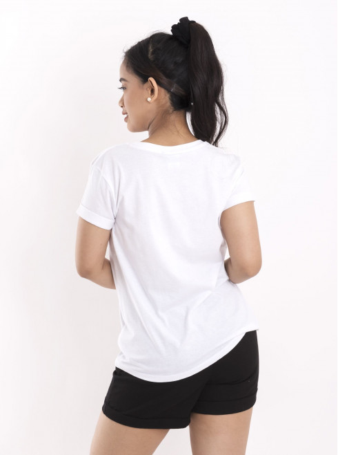 T-Shirt With Pocket On Front