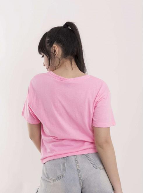 Diney Crop Top T-Shirt